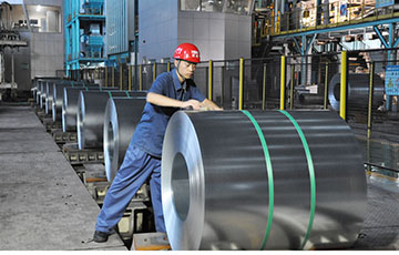 steel pipe factory